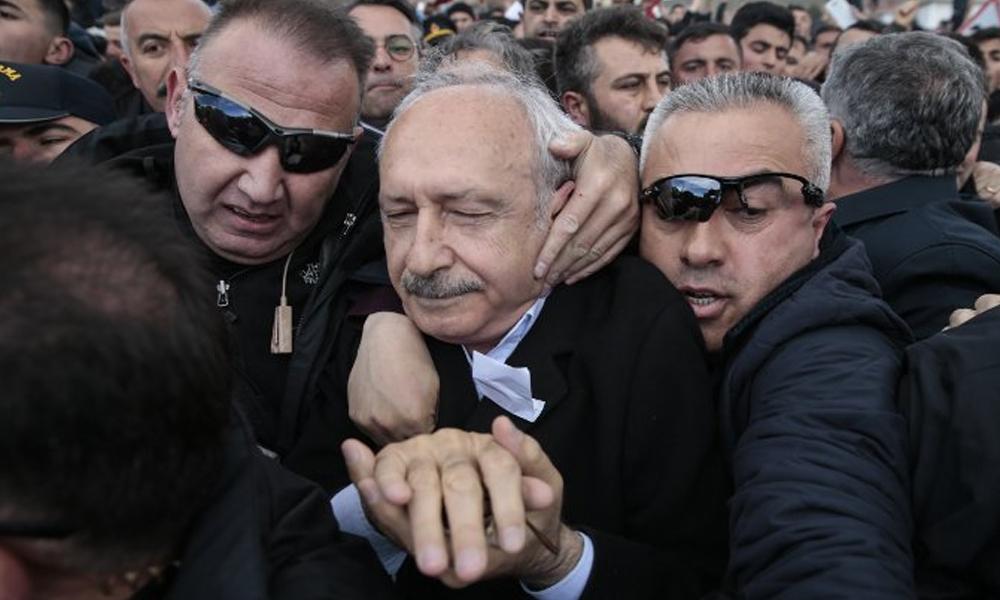 Kılıçdaroğlu'na saldırıyı öven kişi hakkında yeni gelişme!