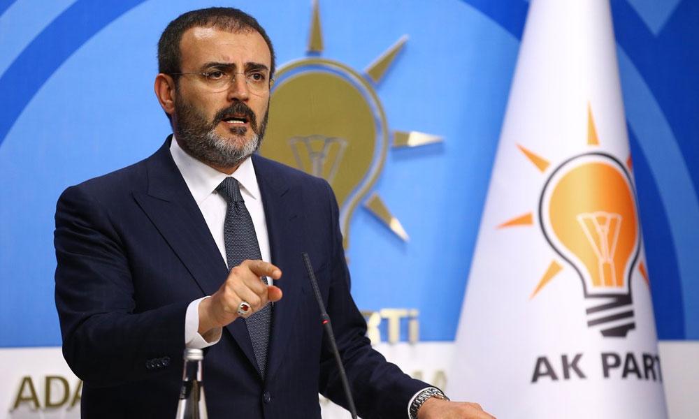 AKP'li Mahir Ünal: Bizim geleneğimizde dini gruplar devlete yaklaştırılmaz