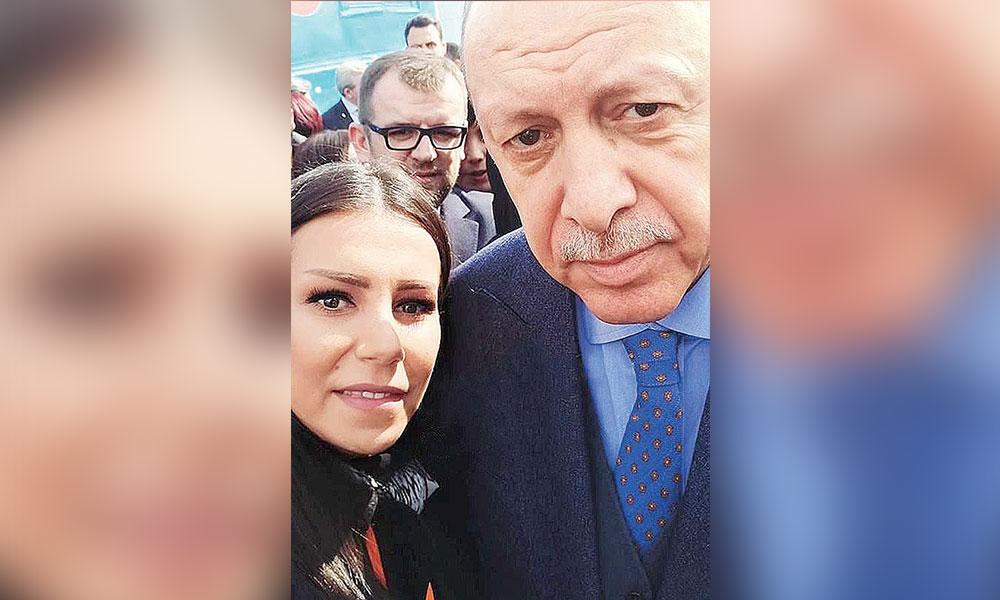 AKP'lilerden İmamoğlu'nu destekleyen Erdoğan'ın 'manevi kızı'na hakaret!
