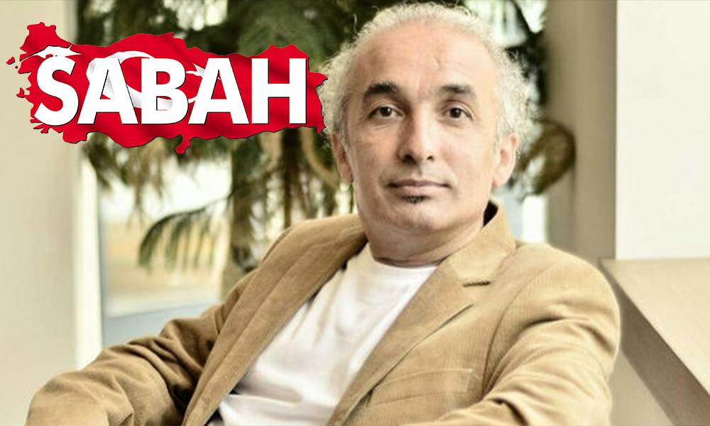 Yandaş Sabah gazetesinin temsilcisine gözaltı!