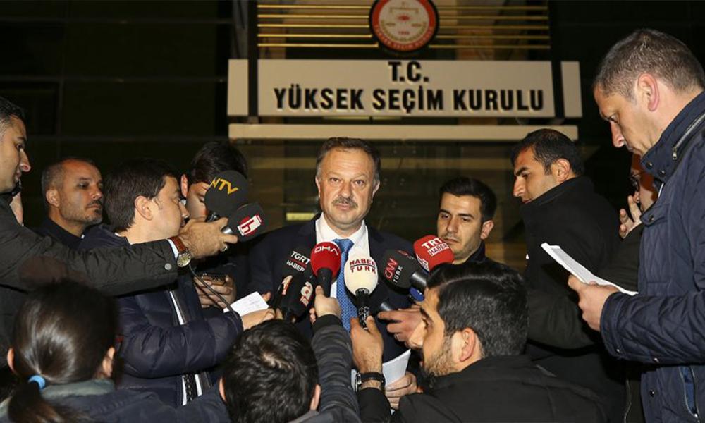 Eski AKP'li vekil Ocaktan'dan Recep Özel'e: Halis muhlis FETÖ'cü!