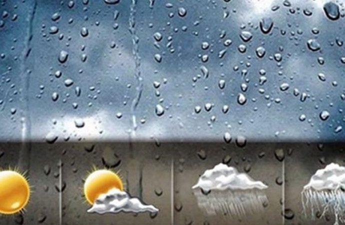 Meteoroloji uyardı! Sağanaklar geliyor…