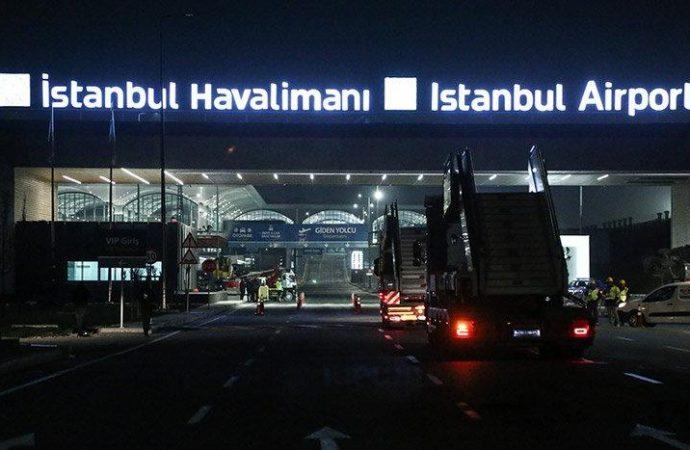 İstanbul Havalimanı metro hattının açılacağı tarih belli oldu