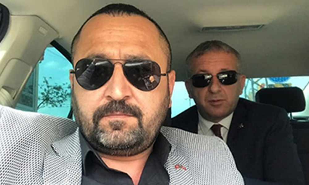 MHP'li başkan tatil köyü bastı, jandarma dövdü