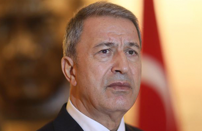 Milli Savunma Bakanı Hulusi Akar'dan 'İdlib' açıklaması