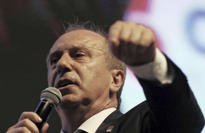 Muharrem İnce'den AKP'ye teşekkür!