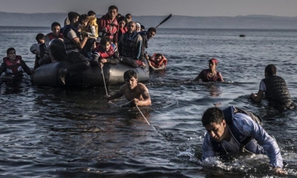 Türkiye'den Avrupa'ya giden sığınmacıların sayısı yükselişte