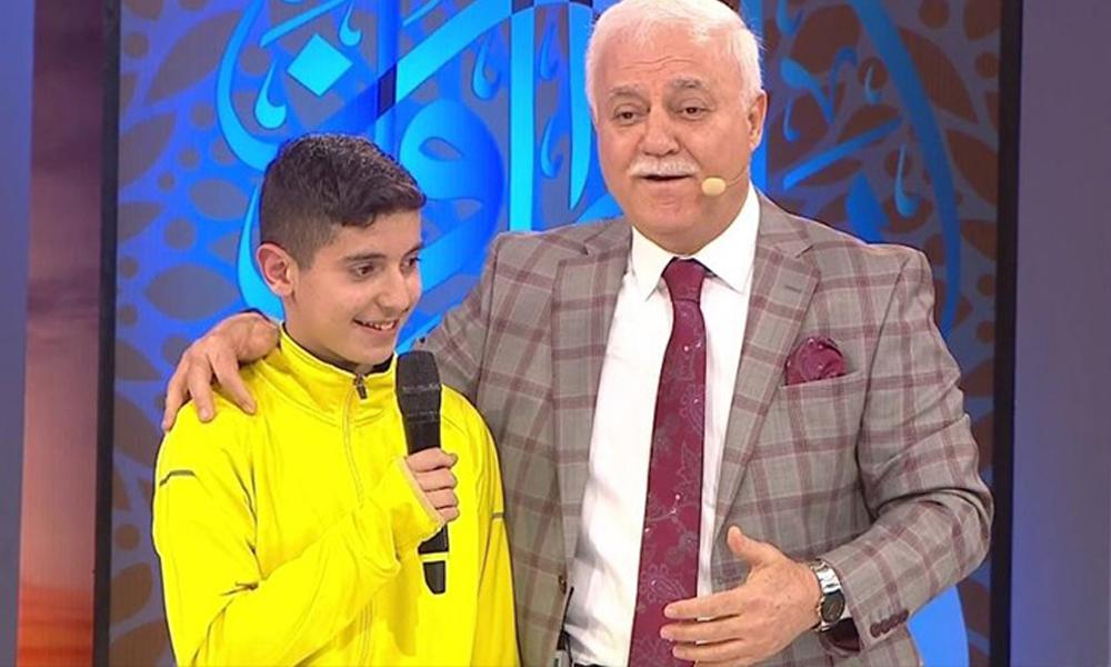 Canlı yayında 13 yaşındaki çocuğun dinini değiştiren Nihat Hatipoğlu'ndan ilk açıklama!