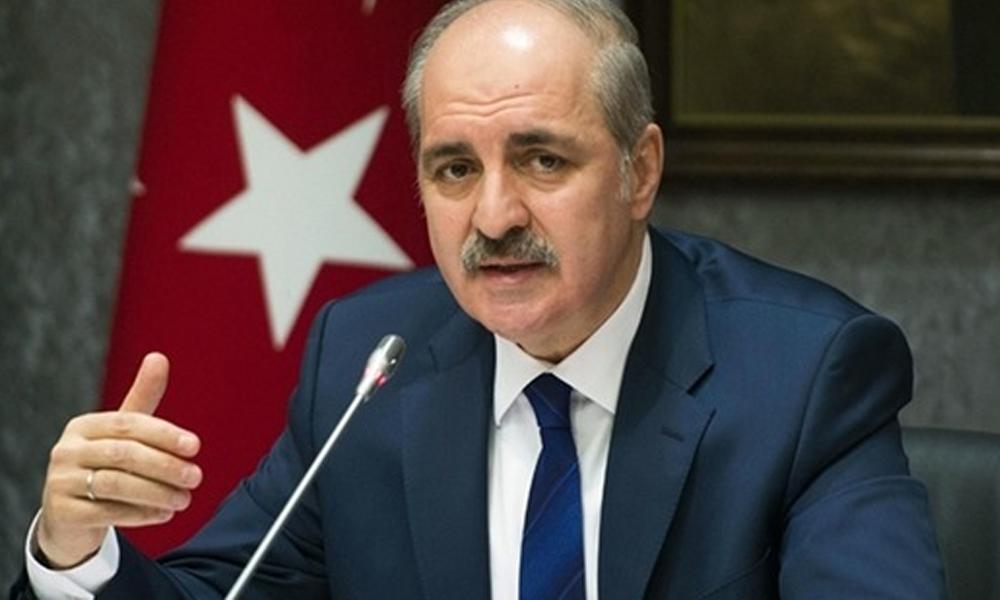 AKP'li Numan Kurtulmuş'tan 15 Temmuz'da itiraf gibi FETÖ açıklaması