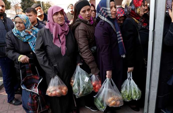 OECD'den Türkiye için vahim tahmin! Küçülme hızı artıyor…