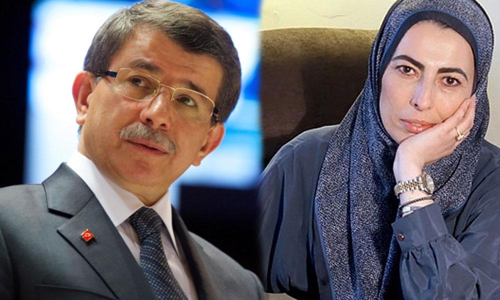 Nihal Olçok'tan Davutoğlu çıkışı: Şimdi nasıl helalleşecekler!