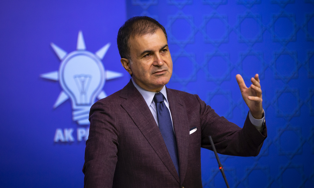 AKP Sözcüsü Ömer Çelik: Demokrasinin olmadığı ülkelerde seçim tekrarlanmaz