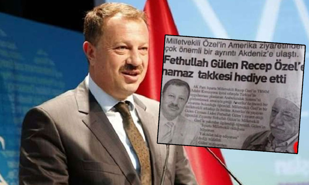 AKP'li Özel'den #HerŞeyÇokGüzelOlacak diyen ünlülere: Adaletinizin terazisini sileyim paslanmasın!