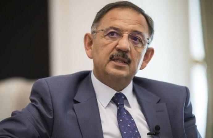 Özhaseki: Yeni düzenlemeyle belediye başkanları işe akraba alamayacak