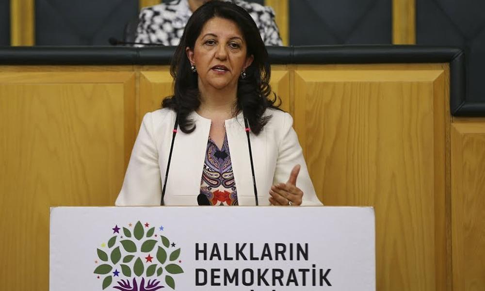 HDP Eş Genel Başkanı Pervin Buldan'dan İstanbul halkına çağrı! '250 sayfalık hukuksuz gerekçeye 250 bin oy farkıyla yanıt verelim'