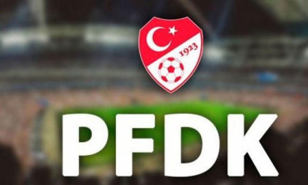 Semih Özsoy ve Sörloth, PFDK'ya sevk edildi