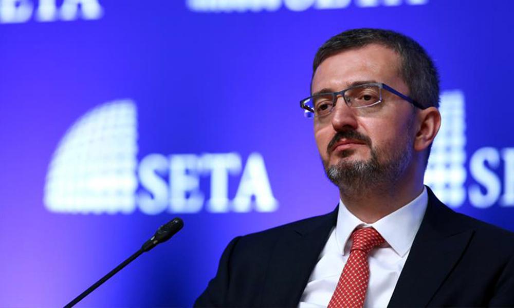 Cumhurbaşkanlığının yandaş yazarından canlı yayında sürpriz çıkış! 'Sayın Öcalan'