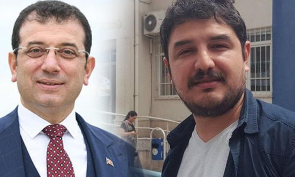 İmamoğlu'na kumpasta adı geçen gazetecinin marifetleri bitmiyor!