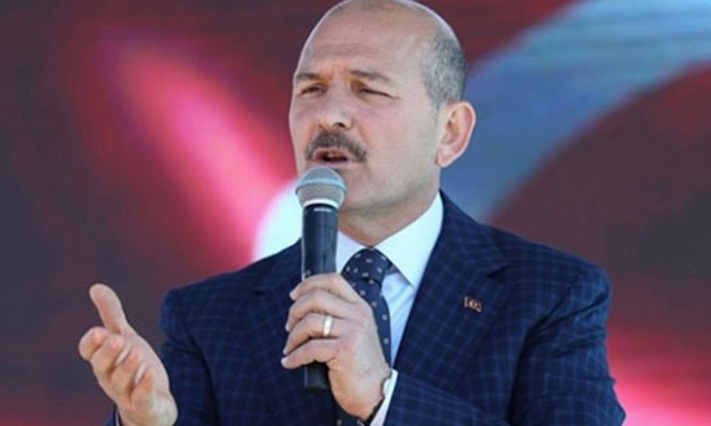 Süleyman Soylu bu kez de 'zarfların içerisindeki oyları saydıramadık' dedi