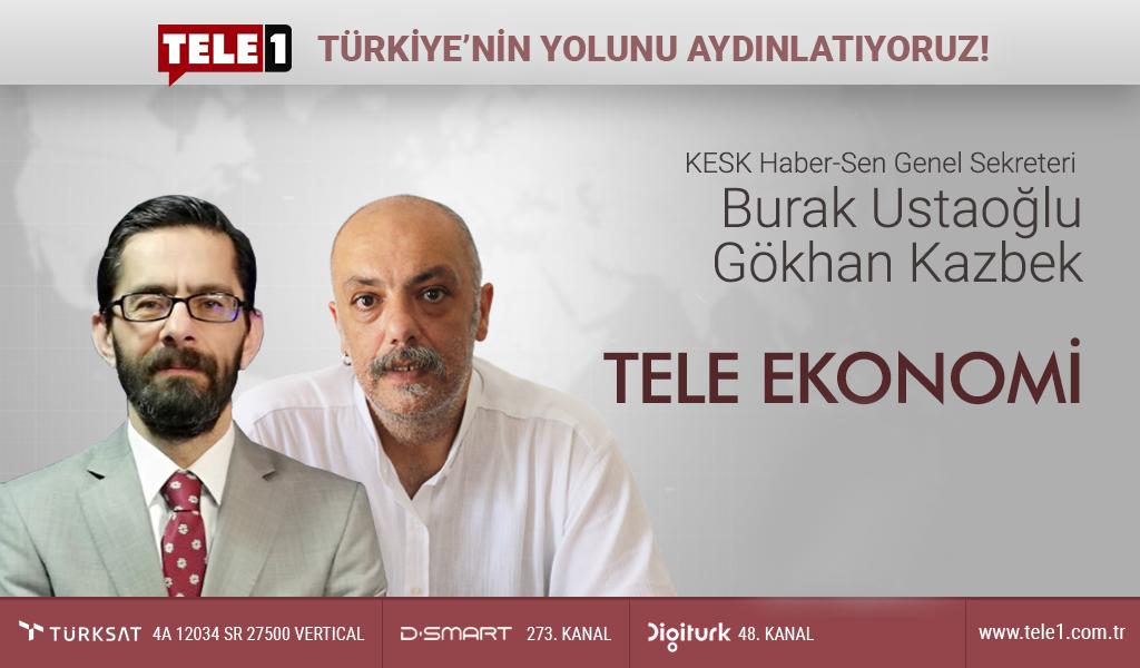 TRT'de işten çıkarılmalar – Tele Ekonomi (22 Mayıs 2019)
