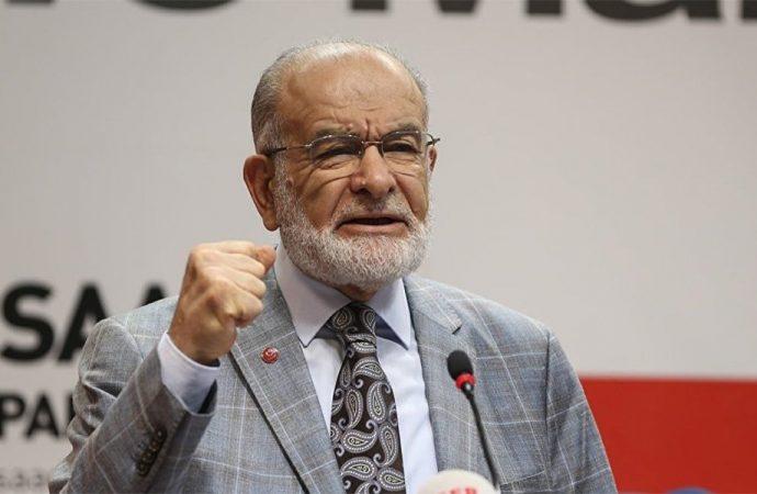 Karamollaoğlu: Atatürk yaşasaydı Saadet Partili olurdu
