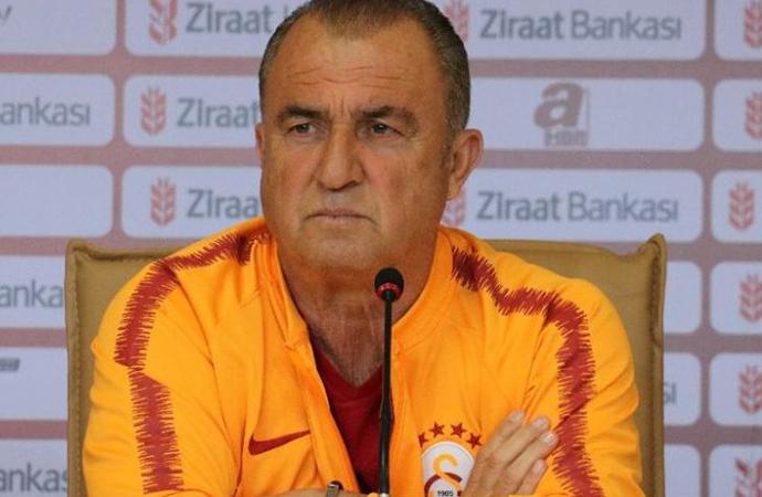 Fatih Terim'e 4 maç ceza
