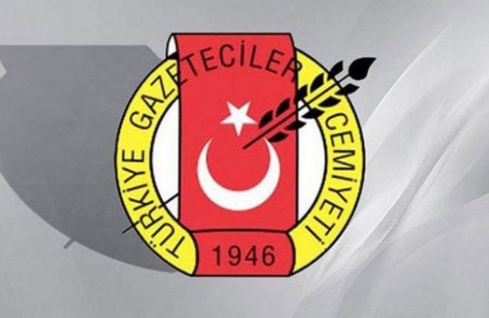 TGC'den gazeteci Önkibar'ın uğradığı saldırıya ilişkin açıklama