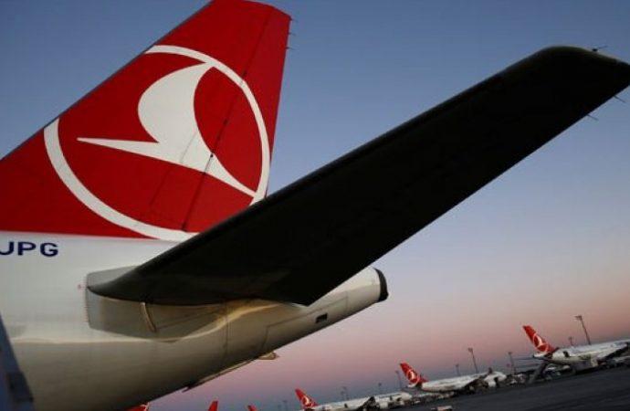 Türk Hava Yolları, 4 nokta hariç tüm seferlerini durdurdu
