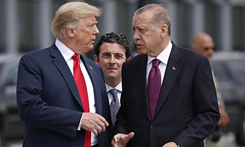 S-400 gerilimi devam ediyor… Erdoğan'ın 'yaptırım olmayacak' sözüne ABD'den yalanlama