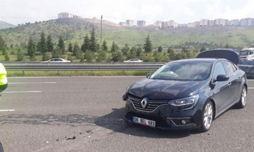 TÜİK Başkanı geçirdiği trafik kazası sonucu yaralandı