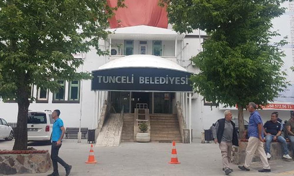 Tunceli Belediyesi kayyumun borçlarını ödemeye başladığını açıkladı!