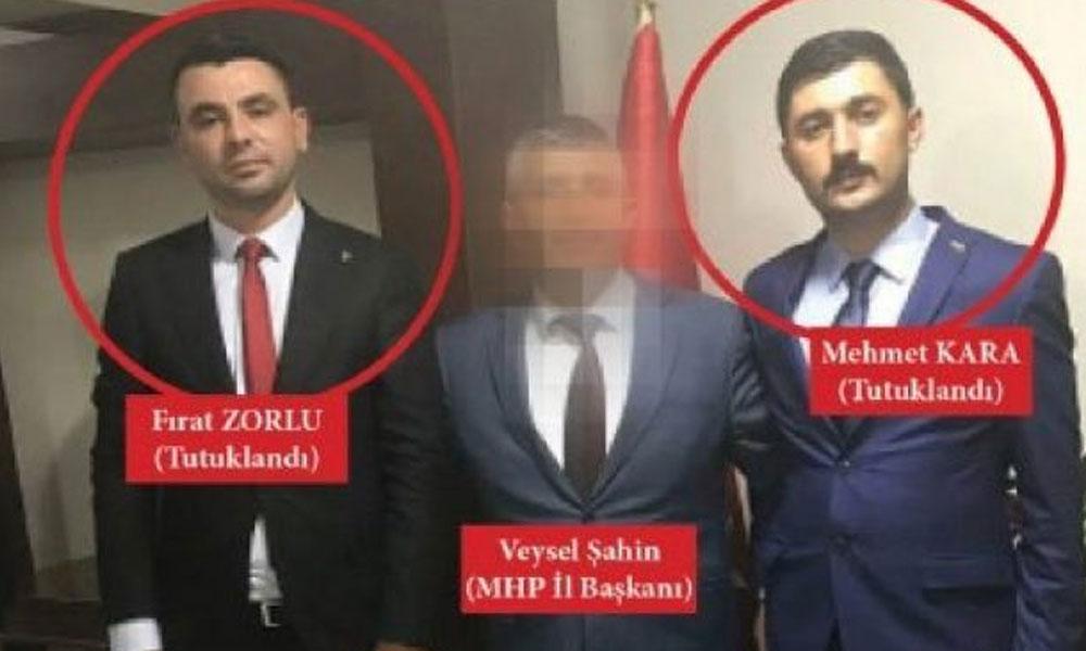 MHP ve Ülkü Ocağı başkanları insan kaçakçılığından tutuklandı