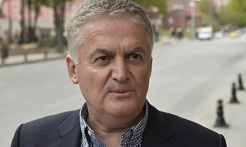 Ahmet Zeki Üçok'a hapis cezasını onayan Yargıtay üyesine FETÖ'den hapis!