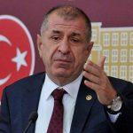 İYİ Parti'den istifa eden Ümit Özdağ: Partinin ismi hazır