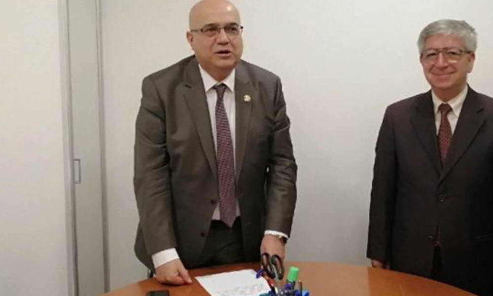 İstanbul'un yeni İl Seçim Kurulu Başkanı 'yemin' etti