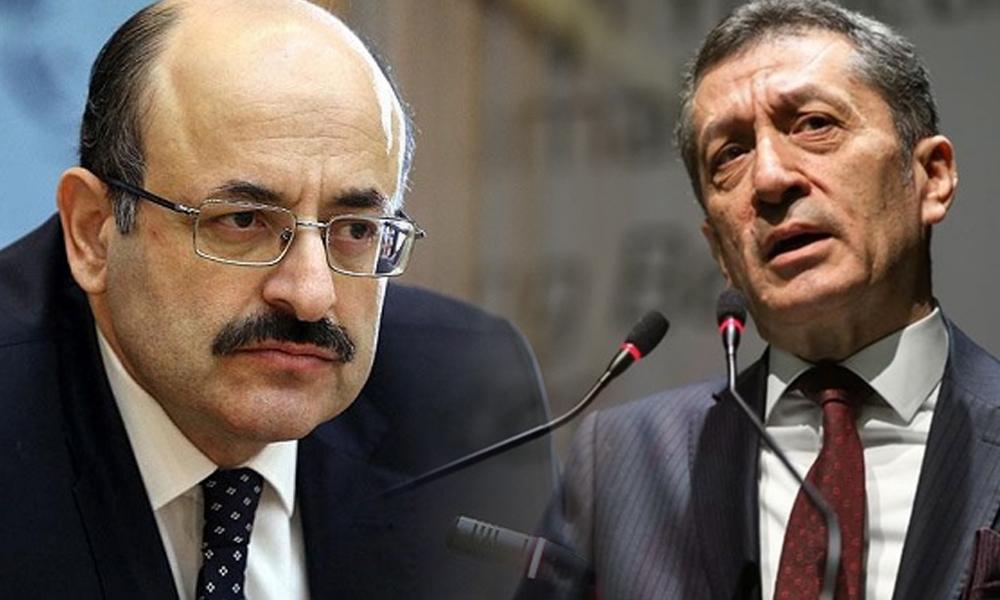 YÖK Başkanı Yekta Saraç: MEB'in çalışmasından haberimiz yok