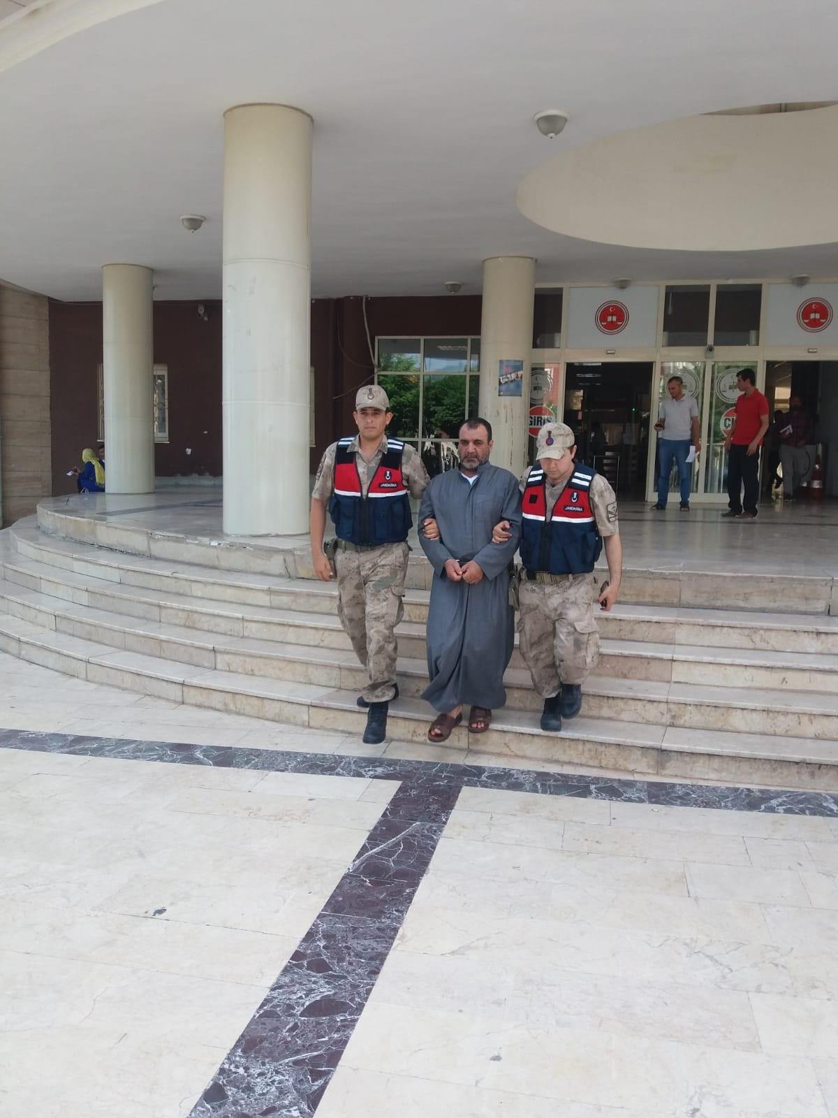 Akçakale'de yakalanan IŞİD militanı tutuklandı