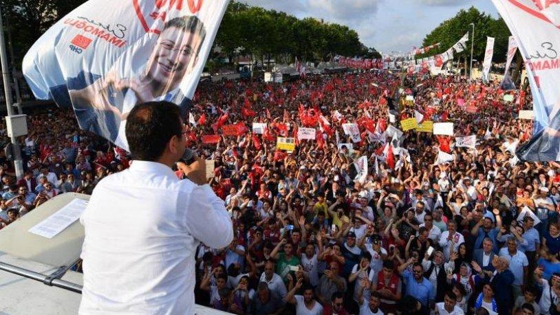Ekrem İmamoğlu'ndan İstanbullulara söz