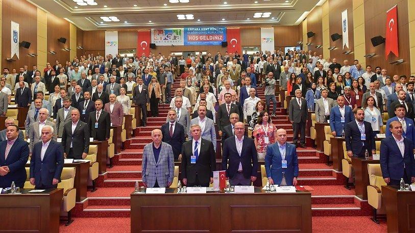 İşte Ankara Kent Konseyi'nin yeni başkanı