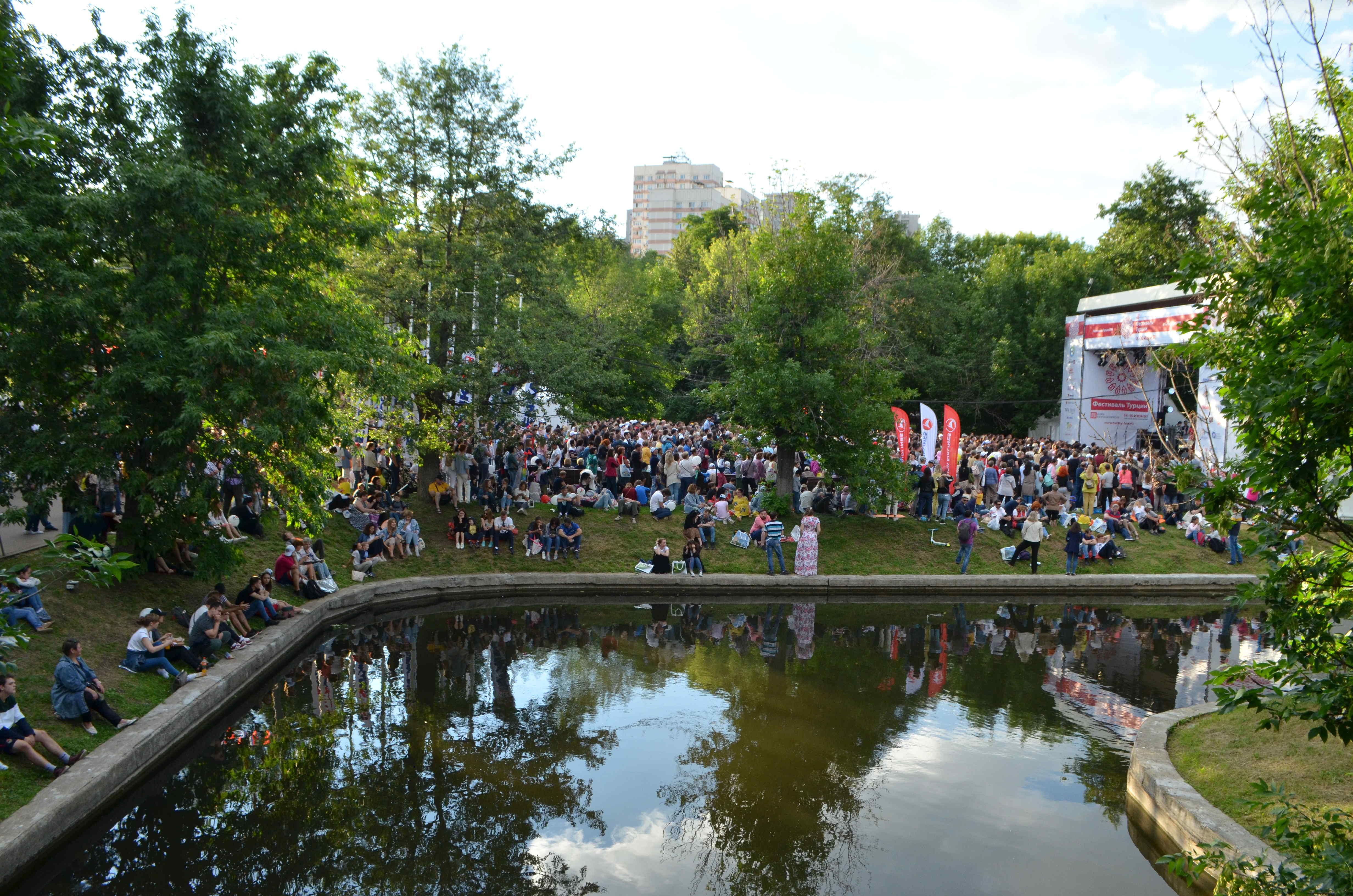 Rusya'da 'Türkiye Festivali' düzenlendi
