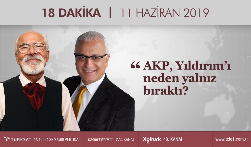AKP Yıldırım'ı neden yalnız bıraktı?