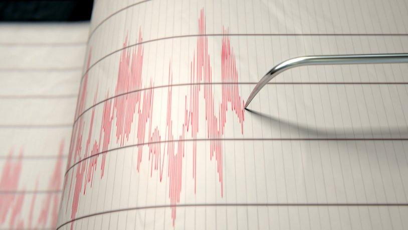 Kumluca'da korkutan deprem