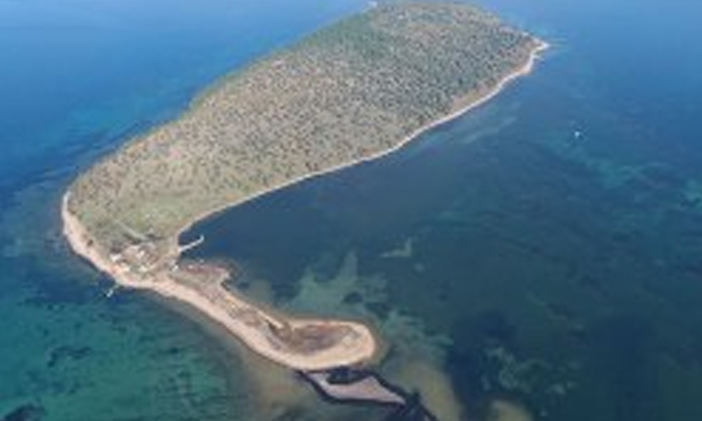 Çiçek adası 105 milyon liraya yeniden satışta!