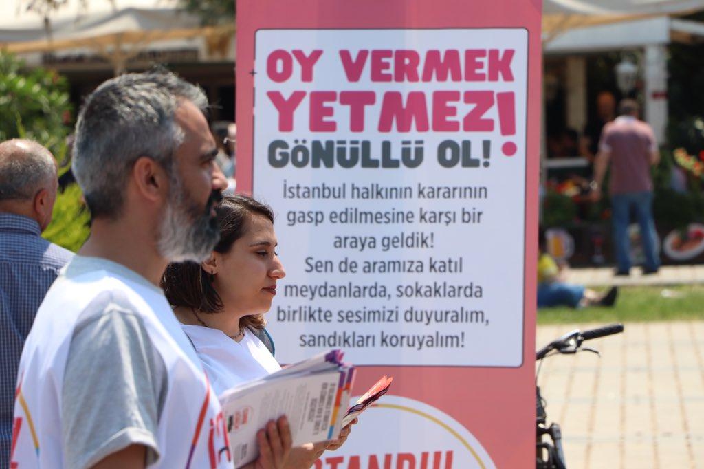 Sosyalistlerden Kadıköy'e 23 Haziran çağrısı: İstanbul için, kazanmak için buluşuyoruz!