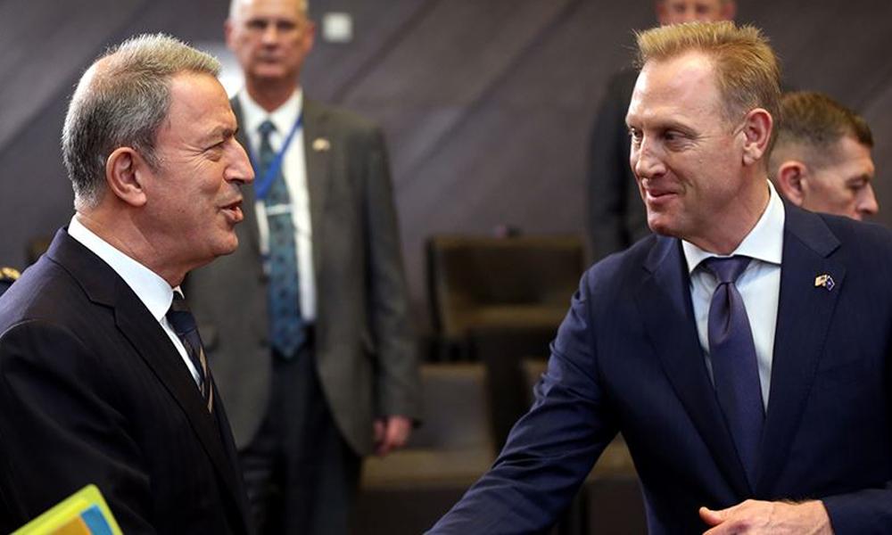 Türkiye'yi tehdit etmişti… Shanahan adaylıktan vazgeçti
