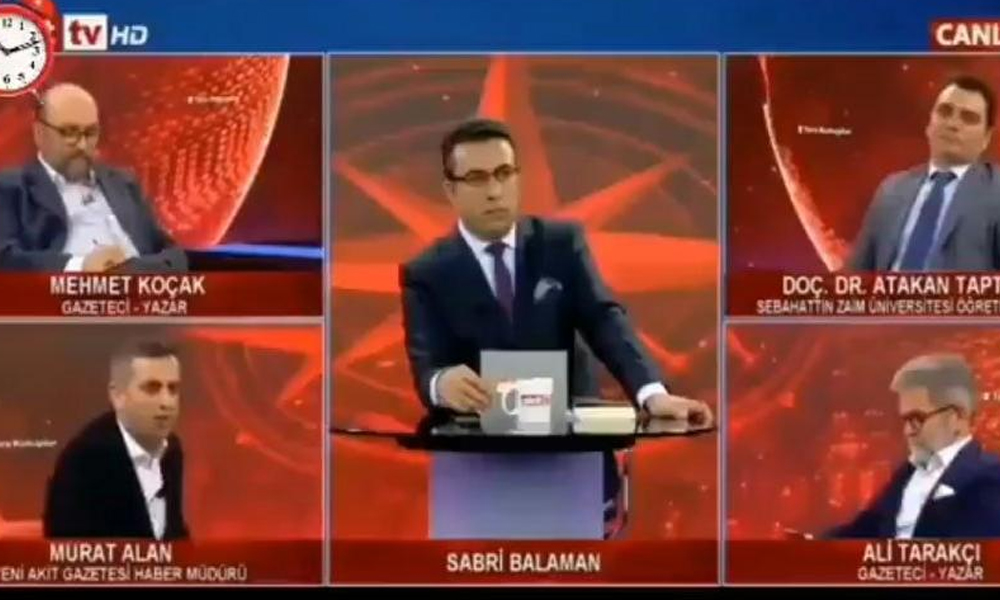 Akit TV Haber Müdürü Murat Alan hakkında soruşturma başlatıldı!