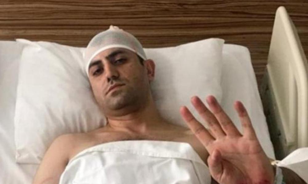 Murat Alan'ı döven dört kişi hakkında karar çıktı