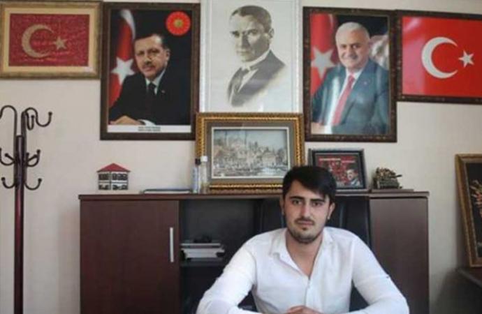 AKP Gençlik Kolları Başkanı'nın, belediyeden işe gitmediği halde maaş aldığı ortaya çıktı