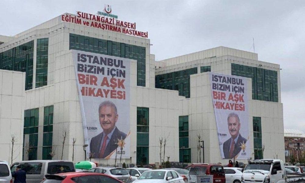 AKP, 6 ay önce açılan hastaneyi yeniden açacak!