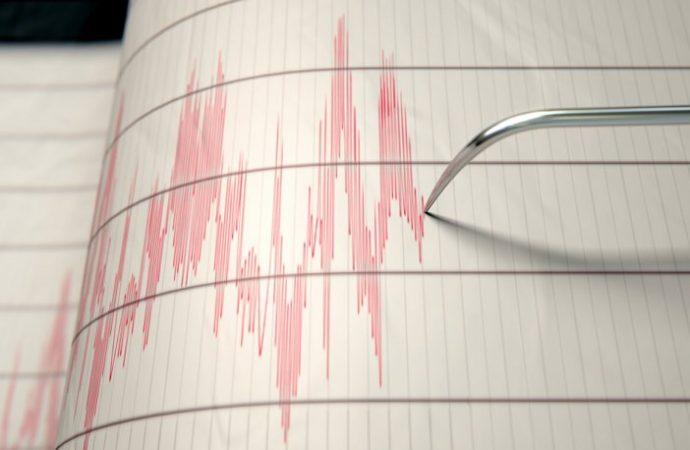 Kahramanmaraş'ta3.7 büyüklüğünde deprem